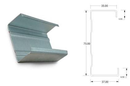 Truss Kaso Metal Profil C